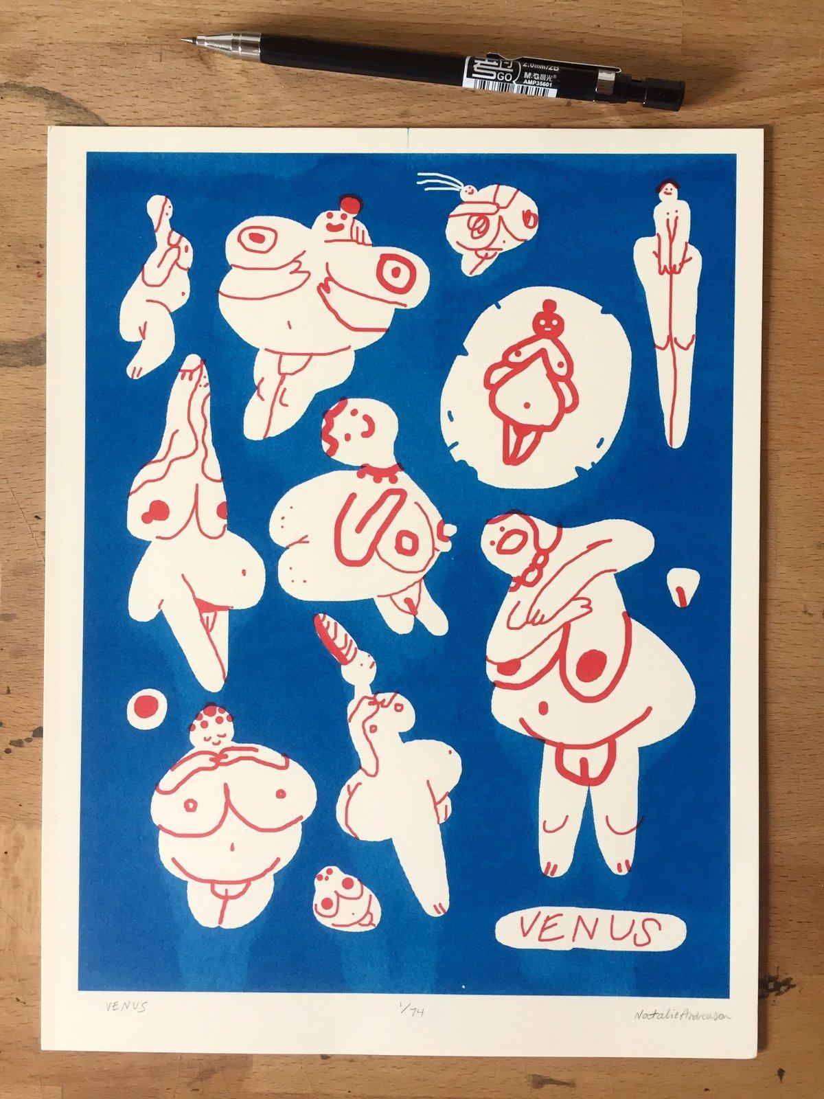 Image of Venus Print