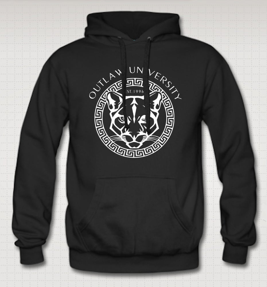 Image of OU Panther Hoodie - Comes in Red, Navy Blue, Grey, Black. CLICK HERE TO SEE ALL COLORS
