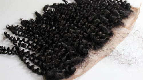 """Image of 13x4 """"Kinky Curly Dreams Come True"""" Lace Frontals & 360"""