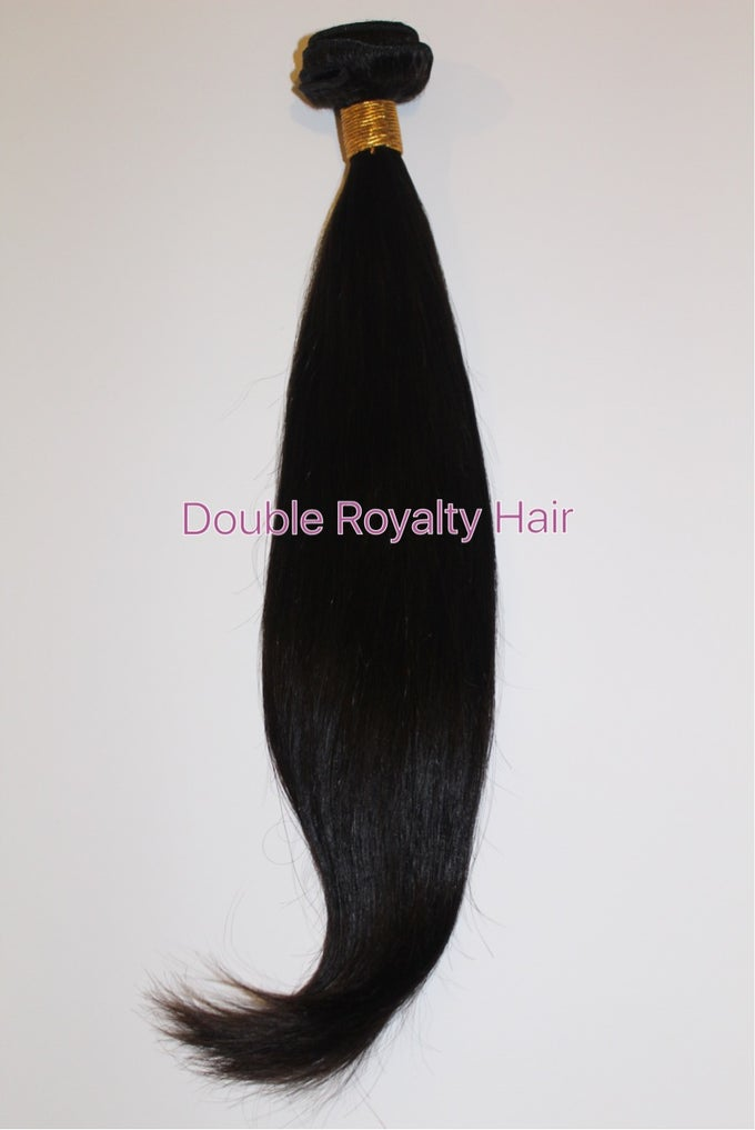 Image of Straight Brazilian Hair