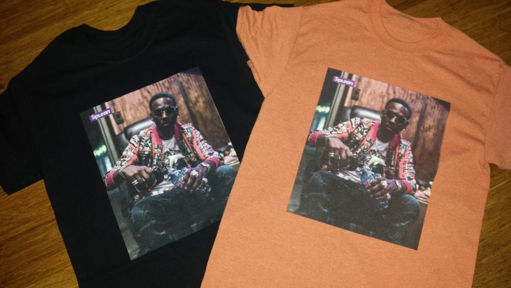 """Image of Siplean X Young Dolph """"Portrait"""" Tee"""