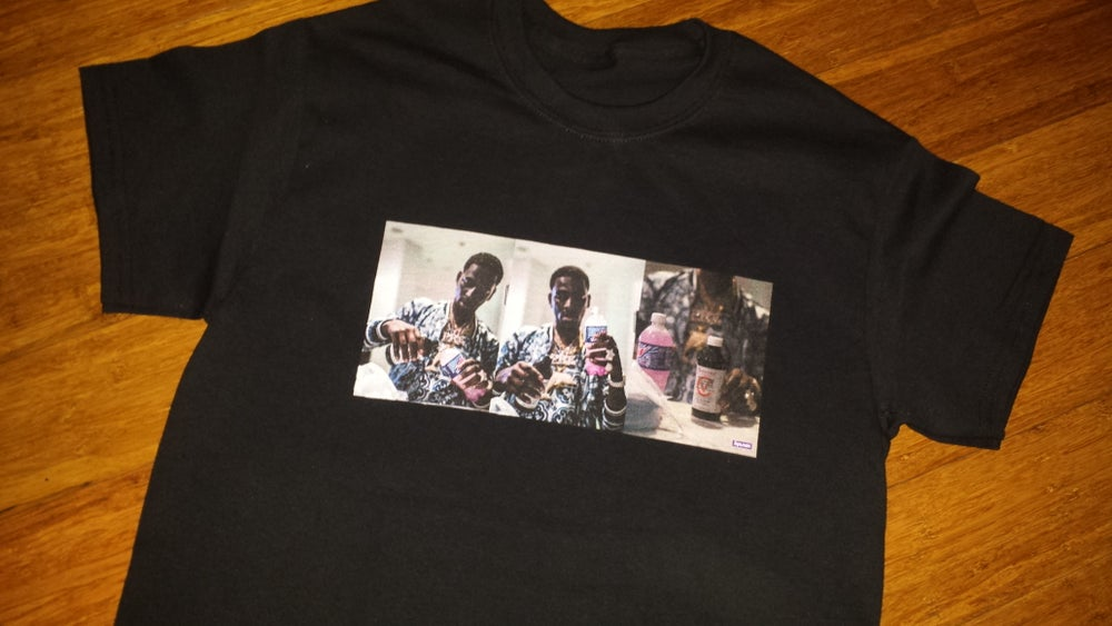 """Image of Siplean x Young Dolph """"Sequence"""" Tee"""