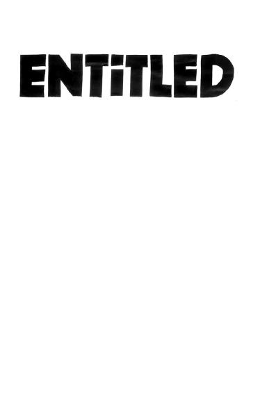Image of Entitled zine