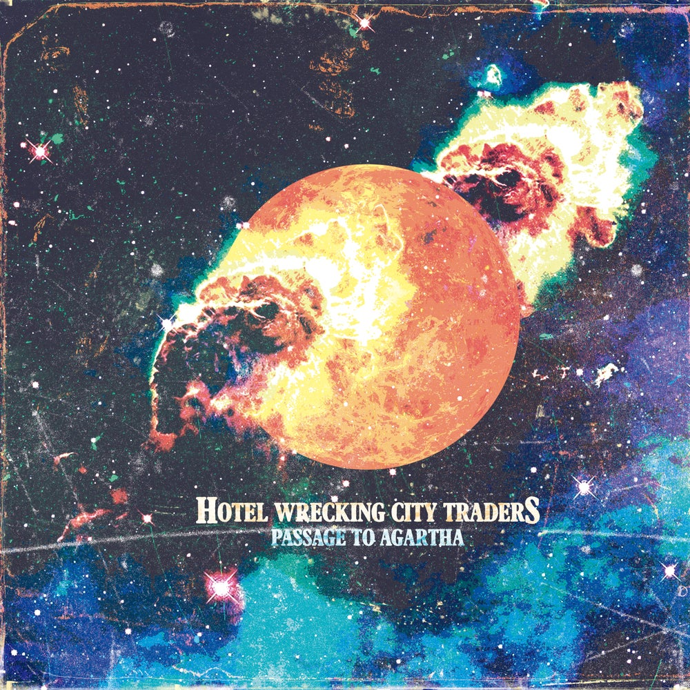 Image of Hotel Wrecking City Traders - Passage to Agartha Passage To Agartha (Gatefold Sleeve 2xLP) LTD COLOR
