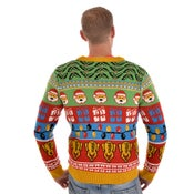 Image of Cold Turkey Knitted Christmas Cardigan - Unisex