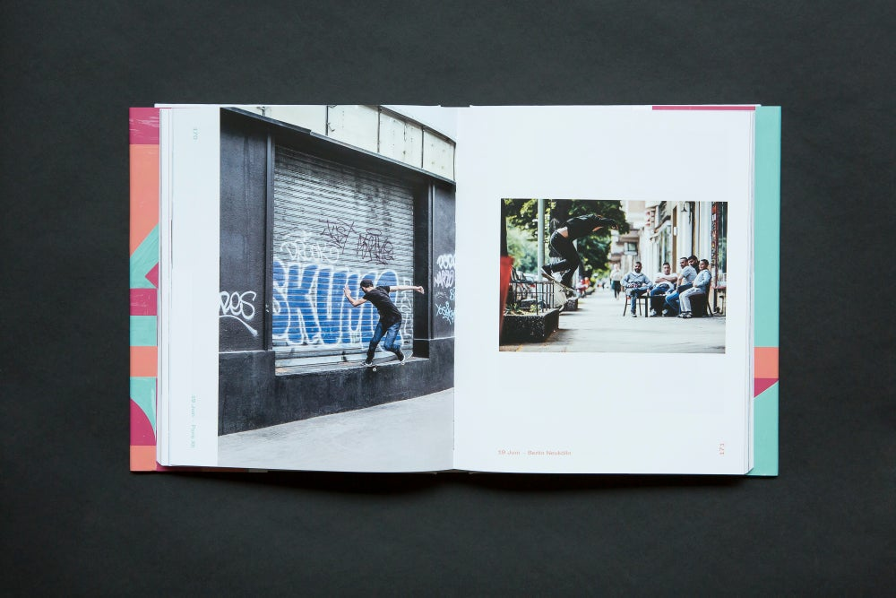 Image of DPY City Triptych 2016 YEARBOOK