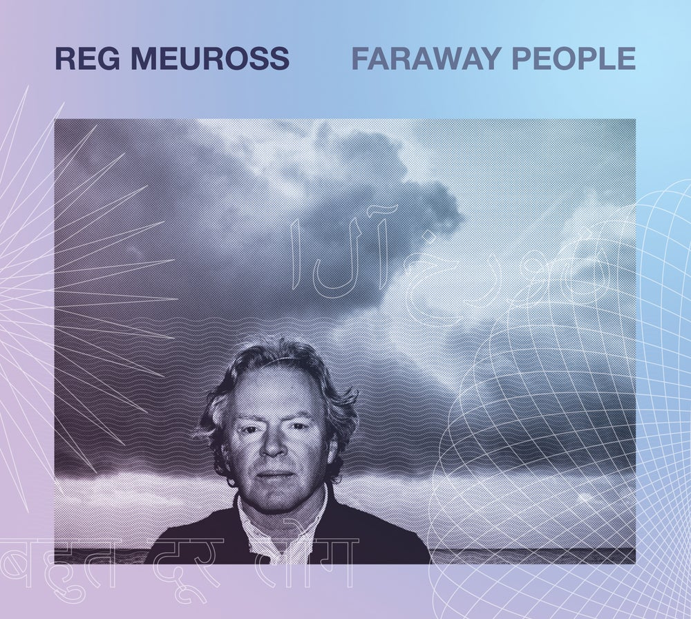 Image of Faraway People Reg Meuross CD/Vinyl