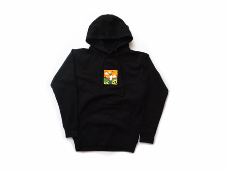 Image of Tyler Flower Boy Embroidered Hoodie