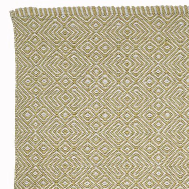Image of Provence Rug in Mustard Gooseberry