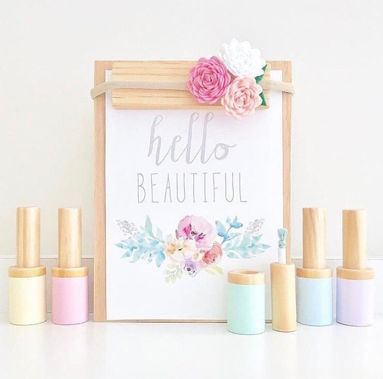 Image of Pastel Nail Polish Set