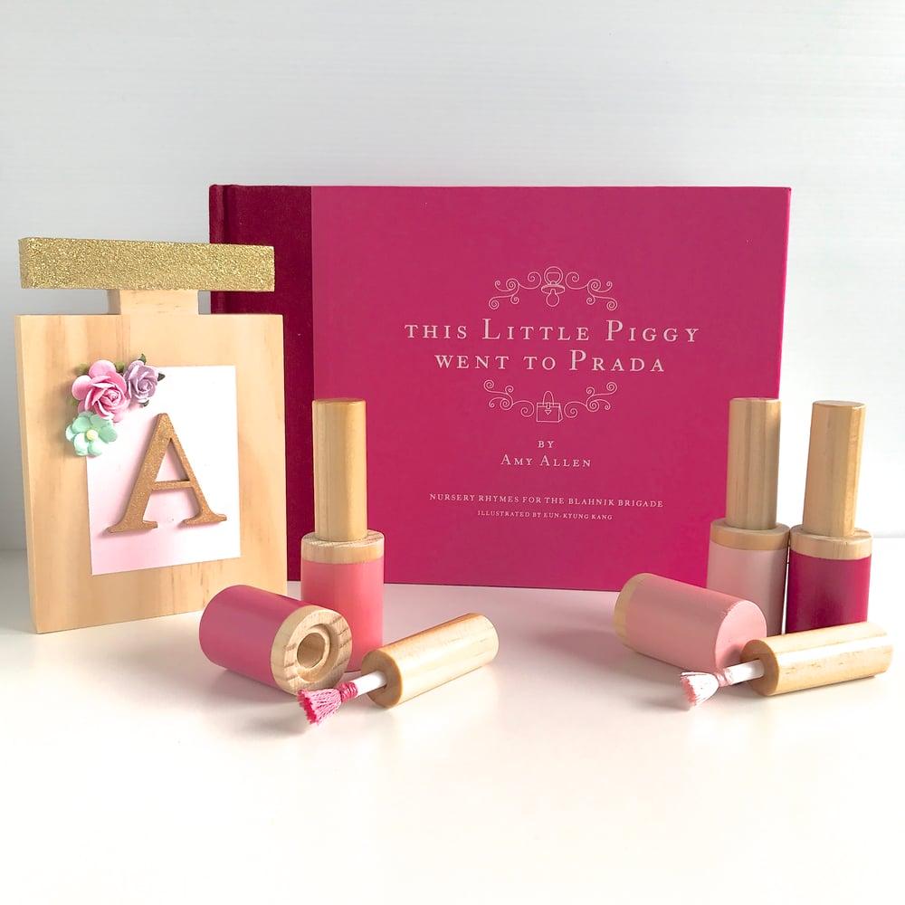 Image of Plush Nail Polish Set