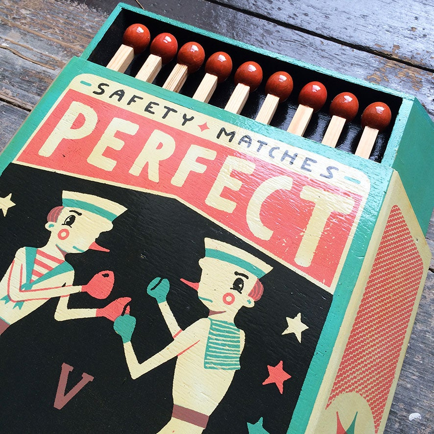 Image of Wooden Perfect Match