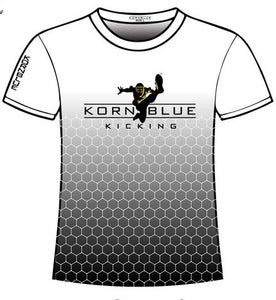 Image of Kornblue Kicking Dri-Fit two-tone shirt