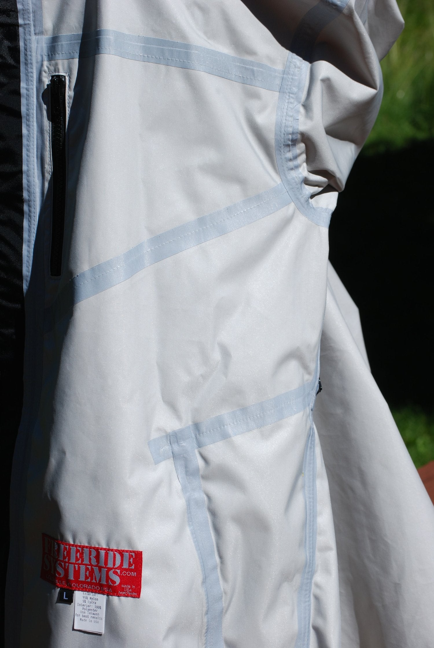 Image of Antero 3 Polartec Neoshell Hardshell Laminate Ski Jacket Charcoal