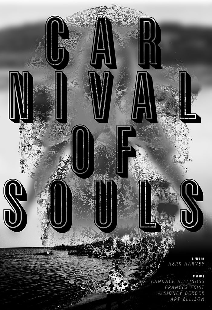 "Image of Poster for ""Carnival of Souls"""
