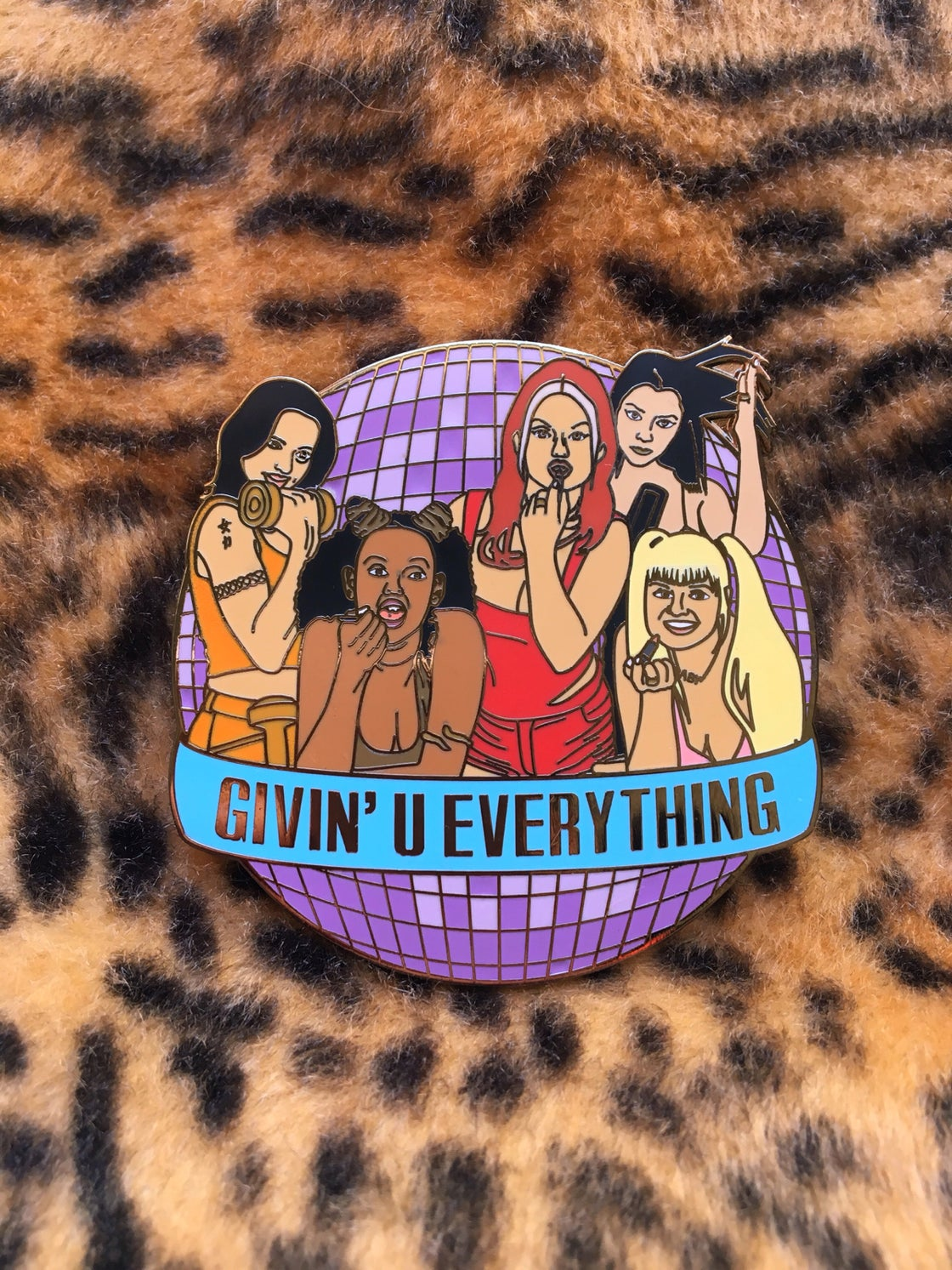 Image of EVERYTHING pin