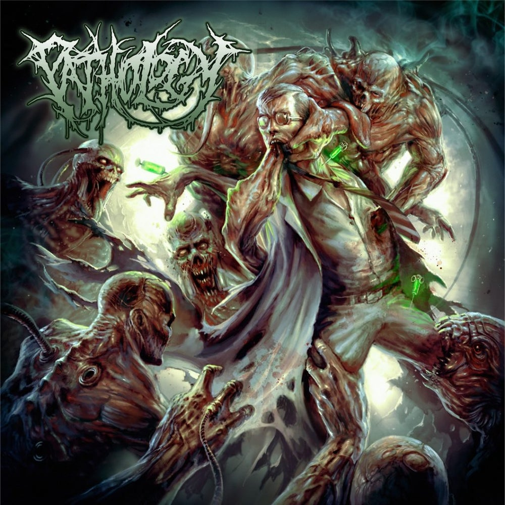 Image of PATHOLOGY - Pathology CD / LP