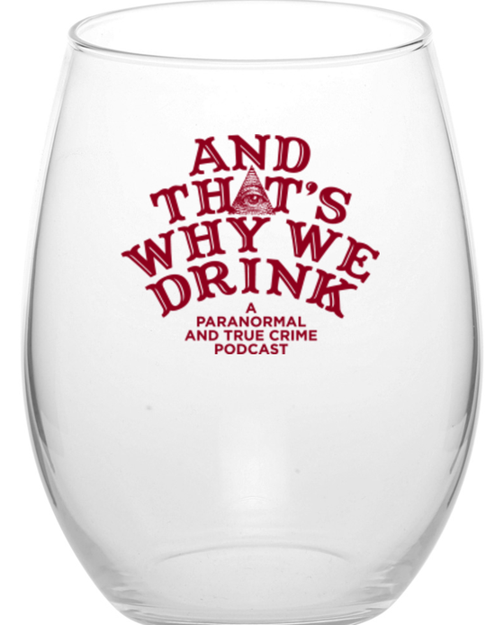 Image of ATWWD Wine Glass