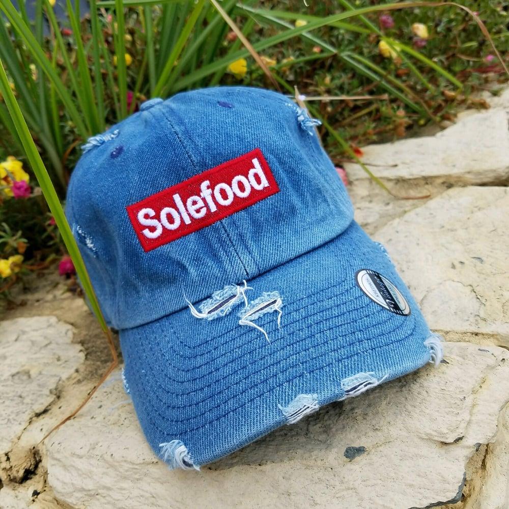 """Image of Sole Food Kicks """"Bogo"""" Dad Hat"""
