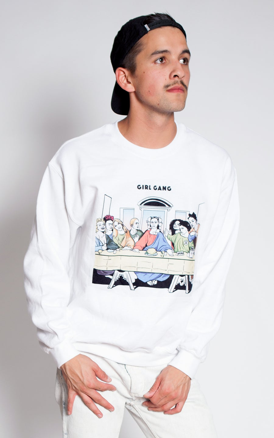 Image of GIRL GANG SWEATER