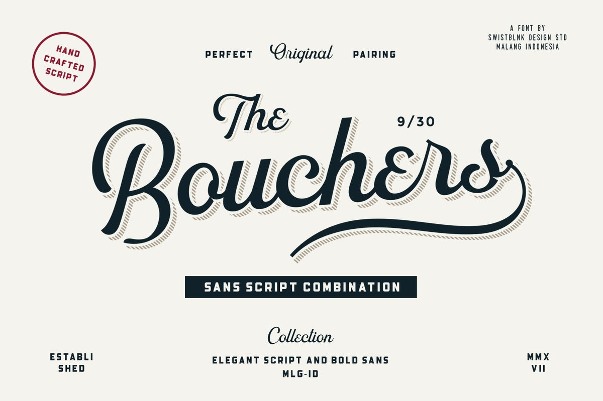 Image of Bouchers Script 2.0