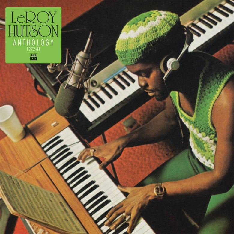 Image of Leroy Hutson - Anthology 1972 - 1984 (CD)