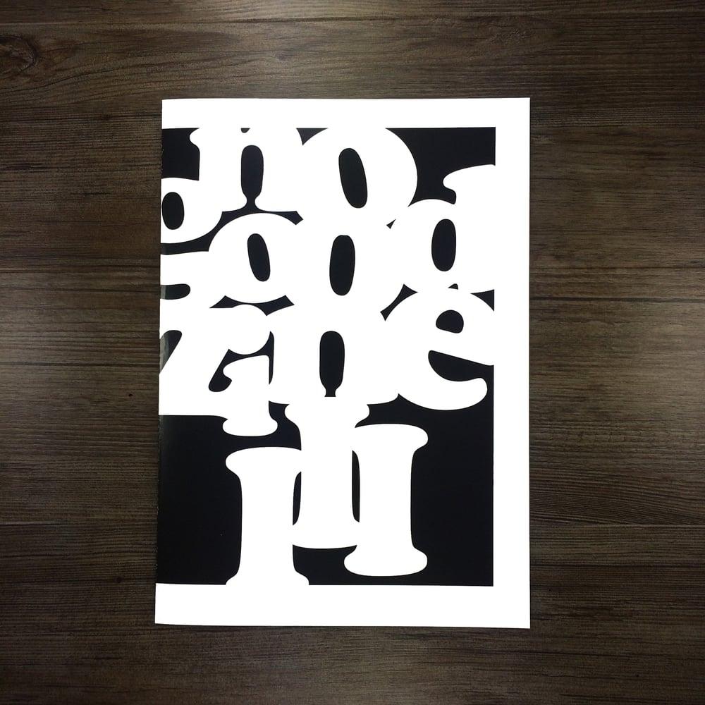 Image of NO GOOD ZINE - VOLUME 3.