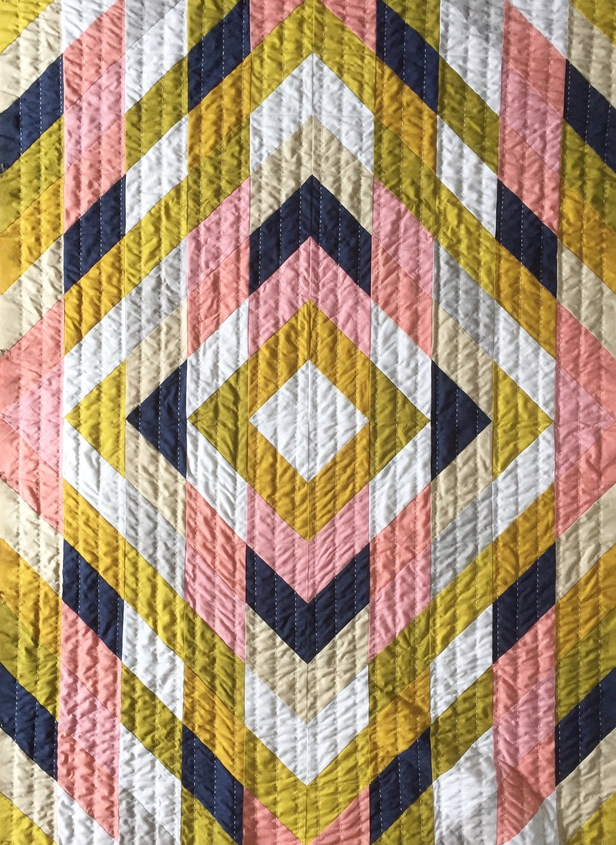 Image of Diamond Quilt