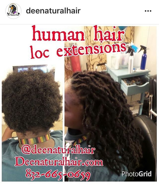 Image of Non-Refundable Deposit for Sisterlocks™ installation, micro Locs, loc extensions,Loc repairs