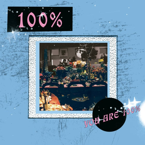 """Image of You Are 100% - 12"""" EP"""