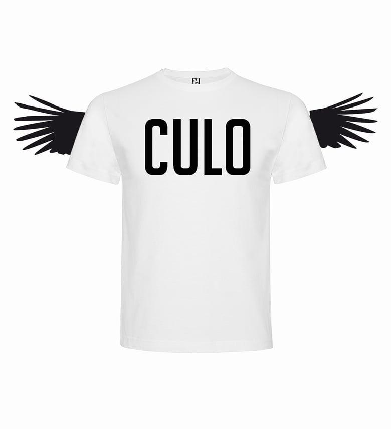 """Image of Camiseta """"CULO"""" Genderless."""
