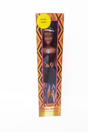 Image of Nana Kuti Doll