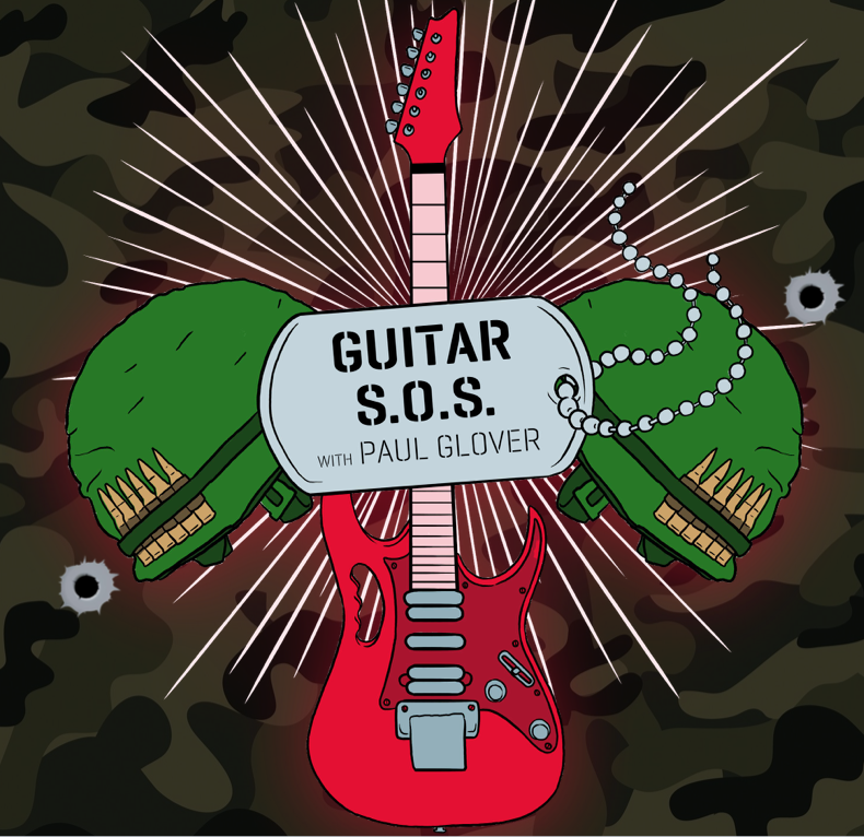 Image of Guitar SOS - Maintenance workshop handbook