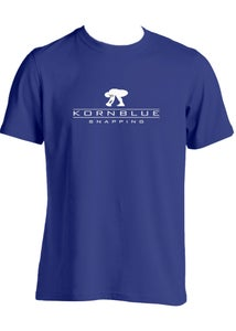 Image of Kornblue Snapping Dri-Fit Navy Short Sleeve Shirt
