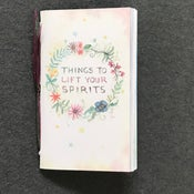 "Image of Cynthia Thornton—""Things to Life Your Spirits"" Digital Art Print Book"