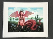 "Image of Cynthia Thornton—""The Oracle"" Giclée Print (Limited Edition)"