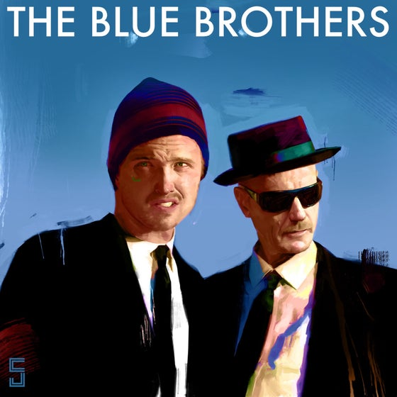 Image of The Blue Brothers
