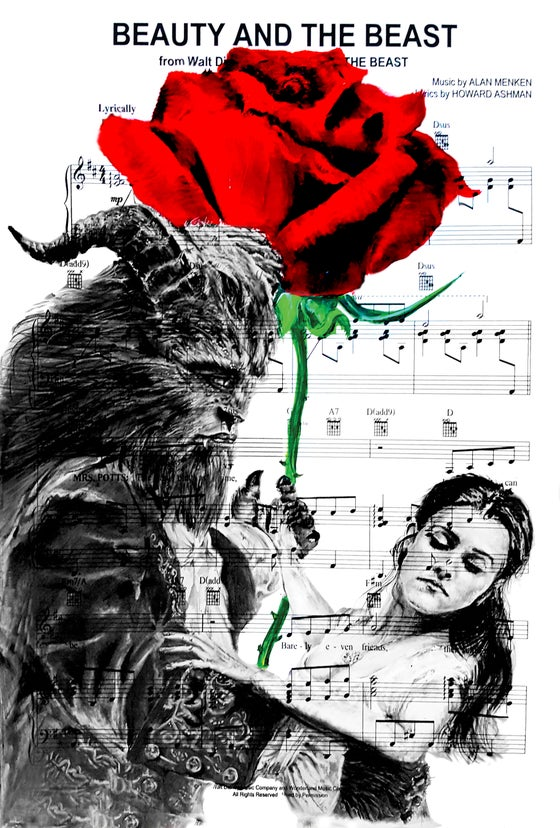 Image of The Beauty and the Beast