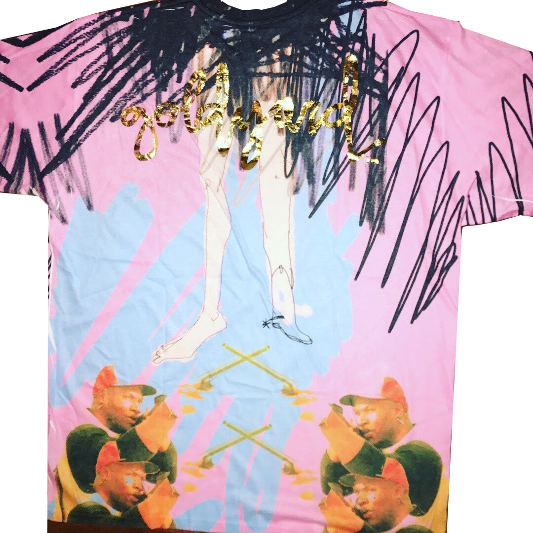 Image of Goldyard x Bo Jackson x Dallas Clarke Tee