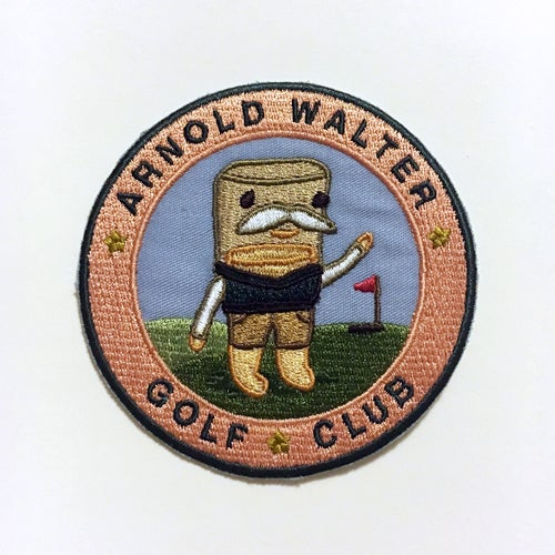 Image of Arnold Walter 3-inch patch