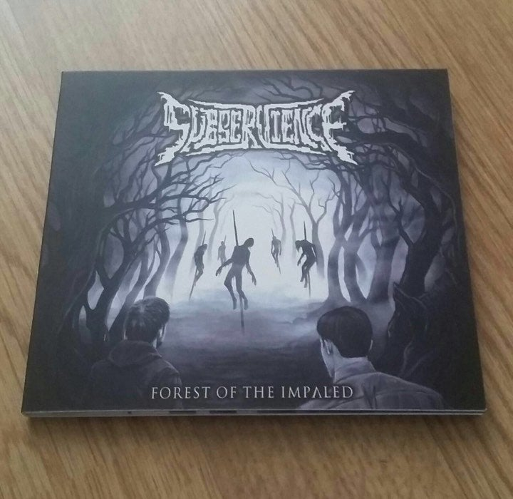 Image of Subservience - Forest of The Impaled