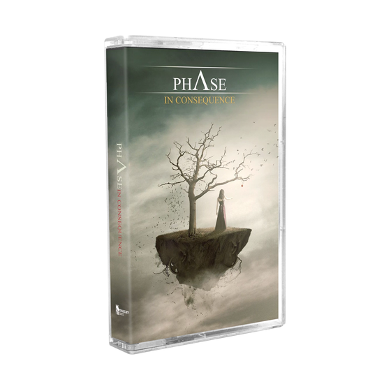 Image of Phase - In Consequence Cassette Tape