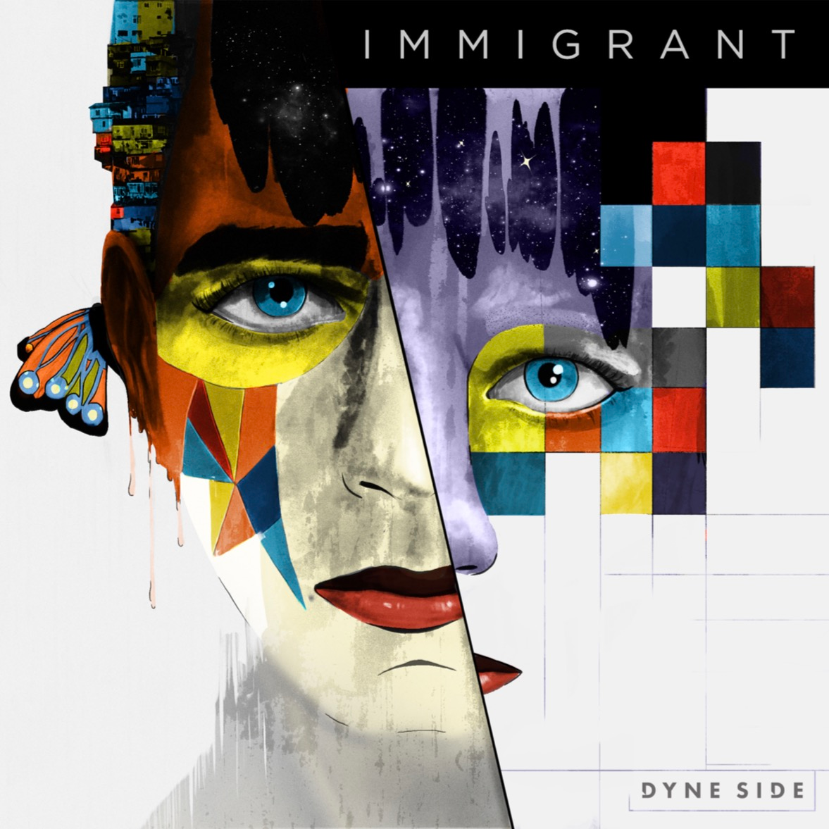 Image of IMMIGRANT (Album)