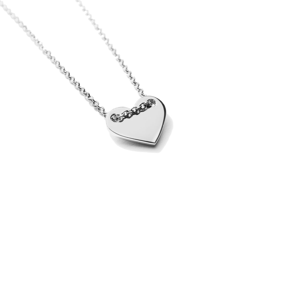 Image of HEART OF SILVER