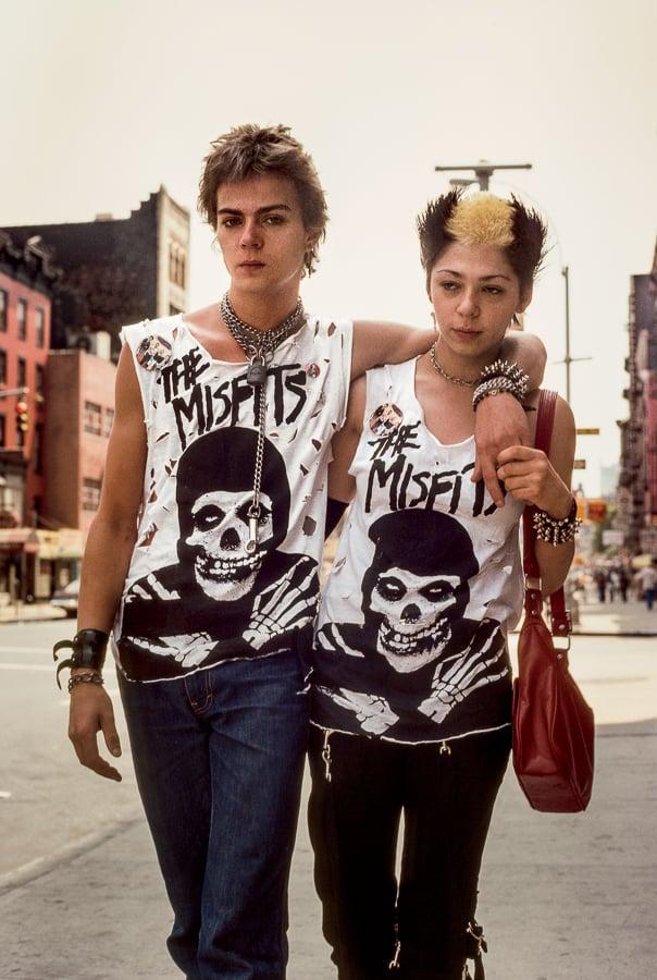 The Misfits. New York, NY 1981