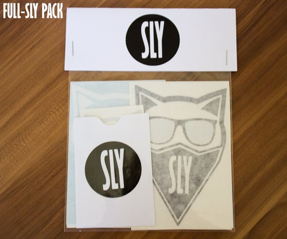 Image of SLY Decal Pack