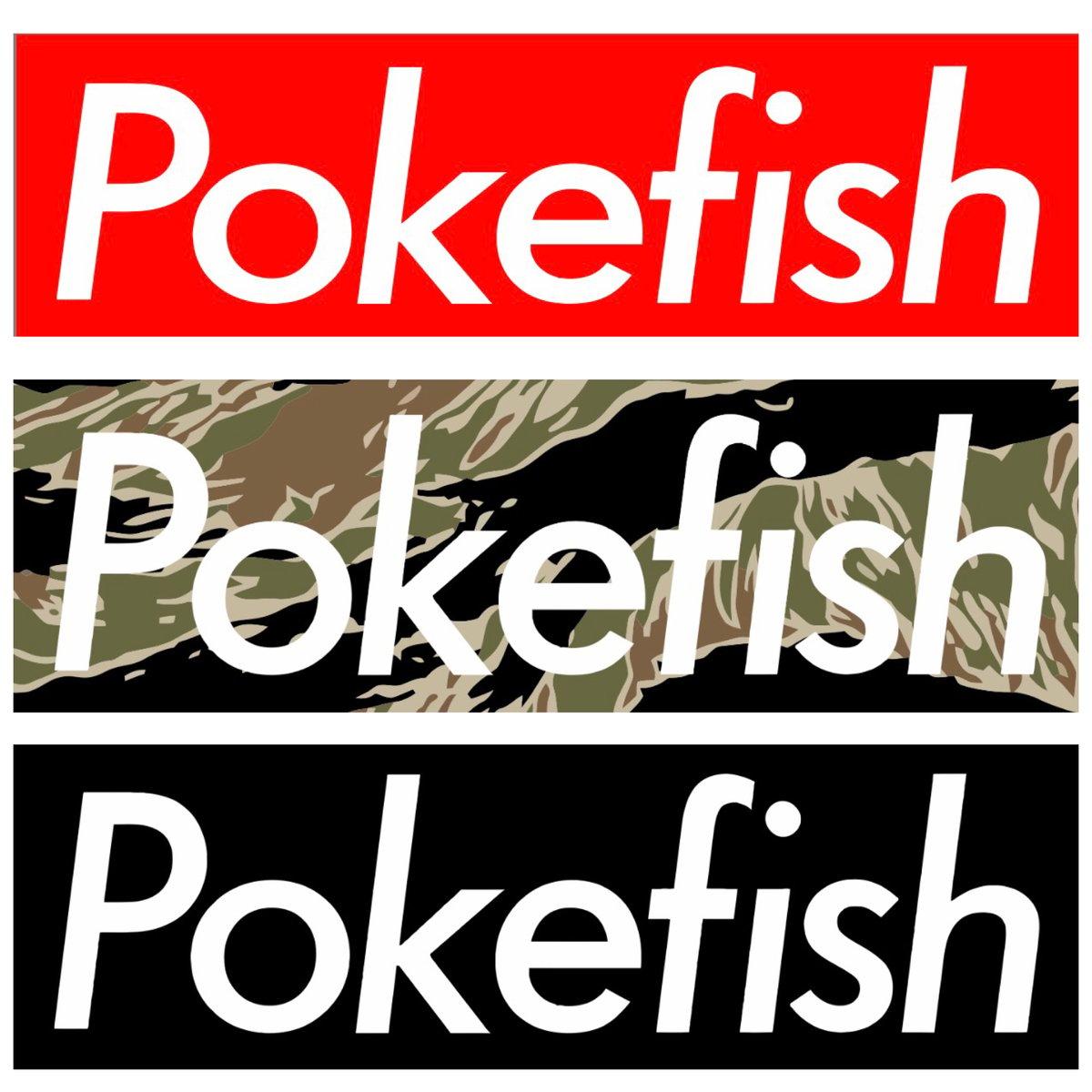 Image of Pokefish Sticker