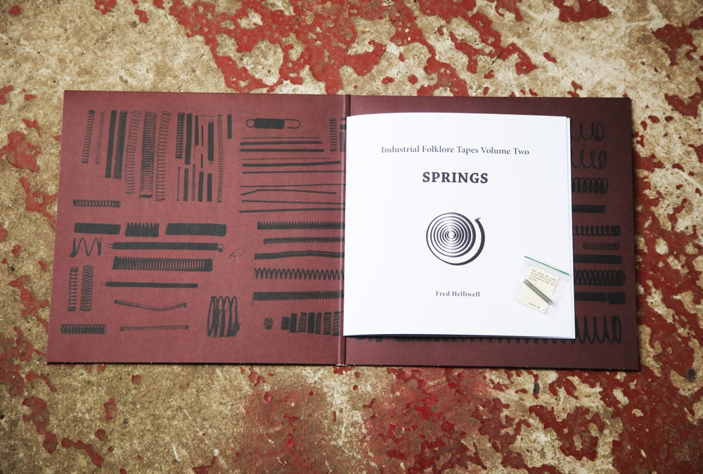 Image of Industrial Folklore Tapes Vol.II - Springs