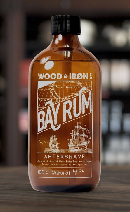 Image of Bay Rum Aftershave