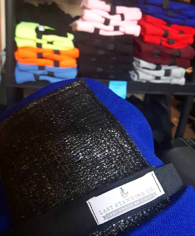 Image of Headspin Beanies With Elastic Strap